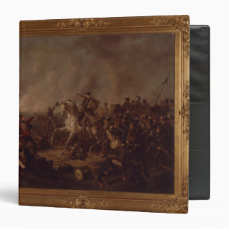 The Battle of Waterloo Vinyl Binders