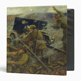 The Battle of Yelnya near Moscow in 1941 Binder