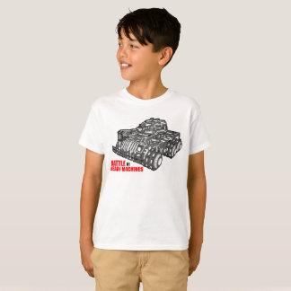 The Battle Ready Machines T-Shirt first design