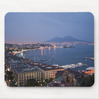 The Bay of Naples by Night Mousepad