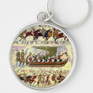 The Bayeux Tapestry-11th Century Keychain