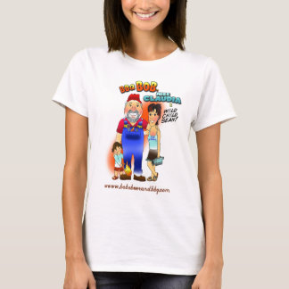 The BBQ Bob Show Baby Doll Tee