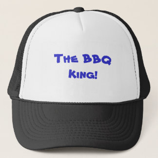 The BBQ King! Trucker Hat