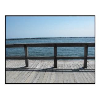 the Beach ~ 7 Postcard
