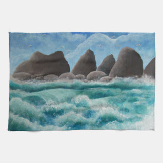 The Beach at Oceanside Towels