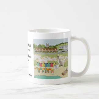 The Beach at Otter Cove Mug