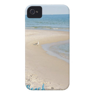 The Beach iPhone 4 Cover