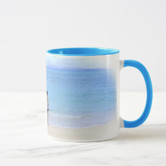 The Beach- mug