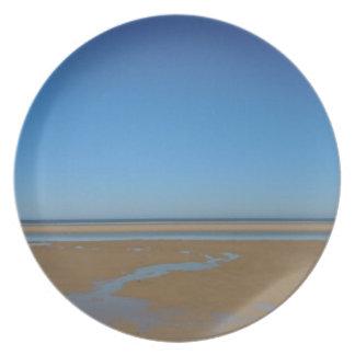 THE BEACH PLATE