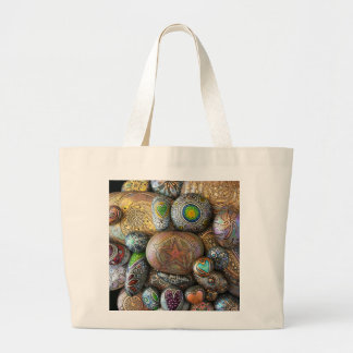 The beach Rocks! tote