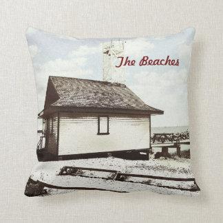 The Beaches, Toronto Pillows