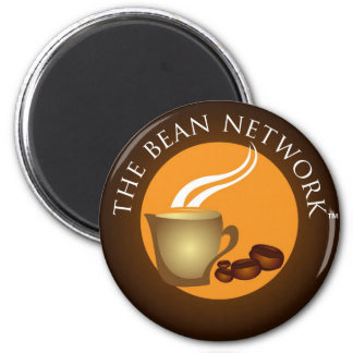 The Bean Network Kitchen Magnet