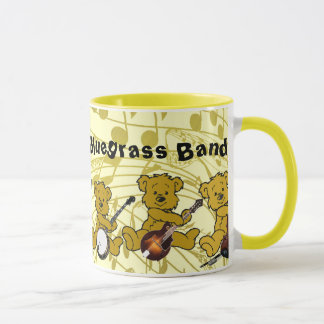 THE BEAR BLUEGRASS BAND- MUG