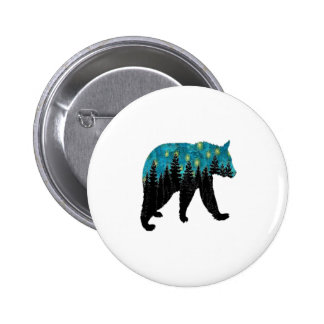 THE BEARS NIGHT 2 INCH ROUND BUTTON