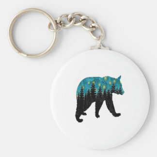 THE BEARS NIGHT KEYCHAIN