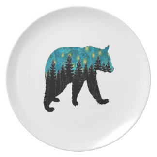 THE BEARS NIGHT PLATES