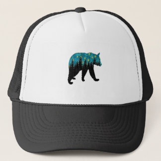 THE BEARS NIGHT TRUCKER HAT