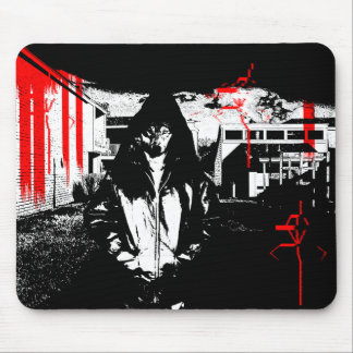 The Beast Inside II Mouse Pad