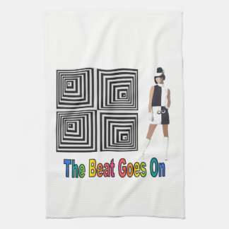 The Beat Goes On Towel