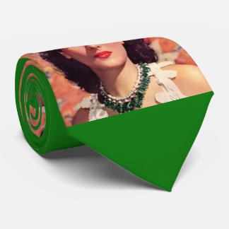 the beauteous Merle Oberon Tie