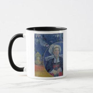 The Beautiful Angel , 1889 Mug