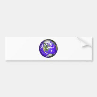 The Beautiful Earth Bumper Sticker