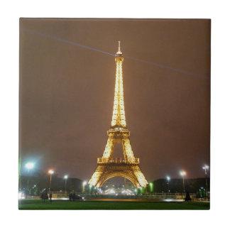 The Beautiful Eiffel Tower Tile