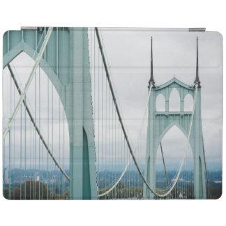 The beautiful St. John's Bridge iPad Cover