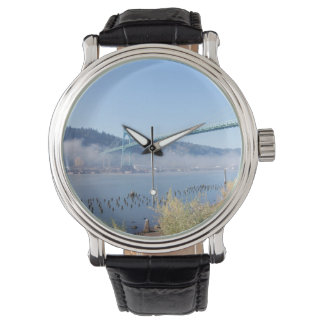 The Beautiful St. Johns Bridge Wrist Watches