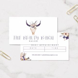 The Beauty Barn Custom Business Cards