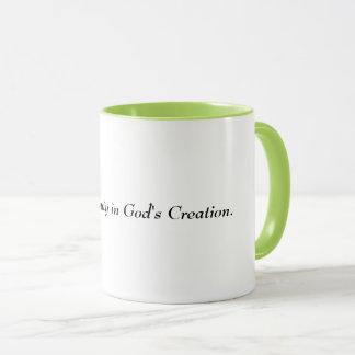 The Beauty of Creation Mug
