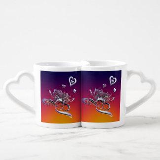 The Beauty of Hearts Coffee Mug Set