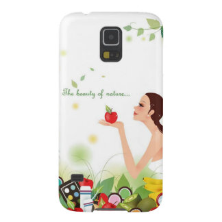 The Beauty of Nature Cases For Galaxy S5