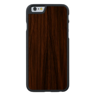 The Beauty Of Real Wood iPhone 6 Bumper Case
