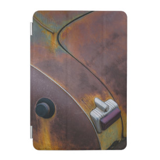 The beauty of texture of an aged vintage car iPad mini cover