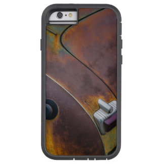 The beauty of texture of an aged vintage car tough xtreme iPhone 6 case