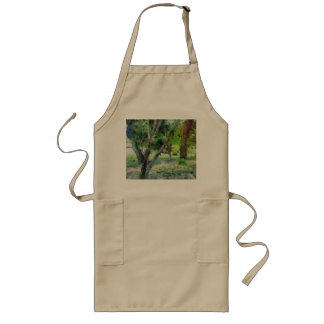 The beauty of trees long apron
