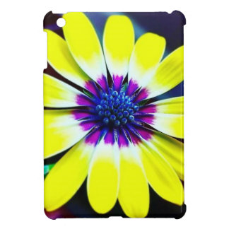 The Beauty of Yellow and Purple iPad Mini Covers
