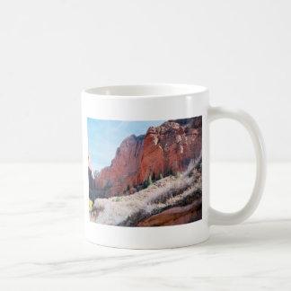 The Beauty of Zion Coffee Mug