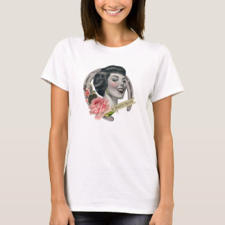 The Beauty Saloon Women's T Shirt White