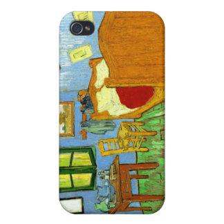 The Bedroom at Arles, Van Gogh iPhone 4 Case