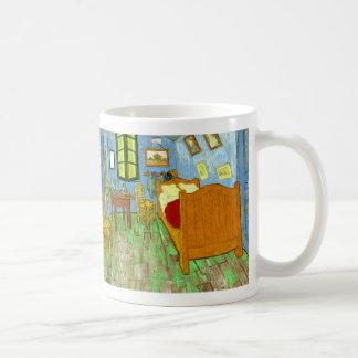 The Bedroom at Arles, Van Gogh Mug