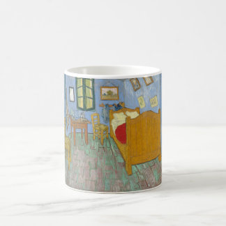 The Bedroom by Vincent Van Gogh Coffee Mug