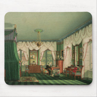 The Bedroom of Elizabeth of Bavaria Mouse Pad