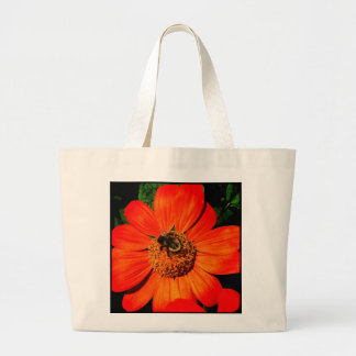 The Bee & Flower Tote