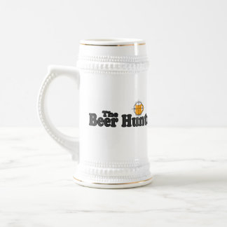 The Beer Hunter Beer Stein