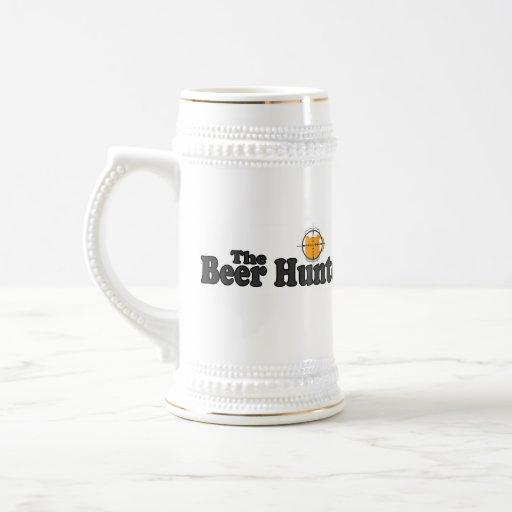 The Beer Hunter Beer Stein Mugs