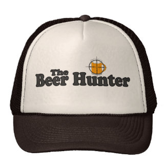 The Beer Hunter Trucker Hat
