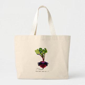 The beet goes on-light bag