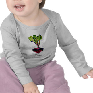 The beet goes on-light t-shirts